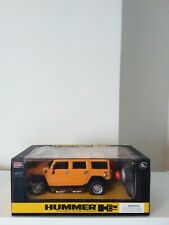 HUMMER H2 SUV Remote Control Vehicle 1:24 Scale Brand New
