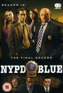 NYPD Blue Complete Season 12 [DVD][Region 2]