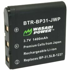 Wasabi Power Battery for Samsung SLB-1237