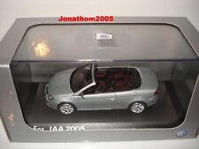 NOREV VW EOS COUPE CABRIOLET SILVER  -  IAA 2005 au 1/43°