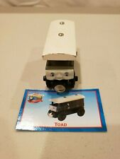 Thomas Train 99086 Wooden Railway Toad Character Card 1999
