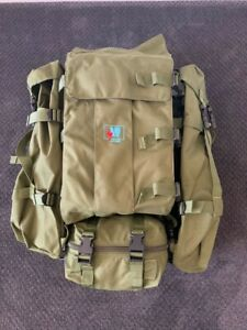Backpack for Rugged Tactical Applications.