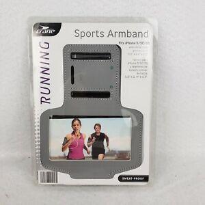 iPhone 5 Crane Sports Armband Sweat Proof Fits iphone 5 5C 5S NITB