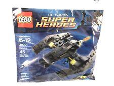 100% Real Lego DC Comics Super Heroes Batwing Set 30301 Polybag