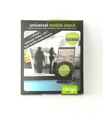 Clingo Mobile Stand Universal Handyhalter Model 07008, black, Blister