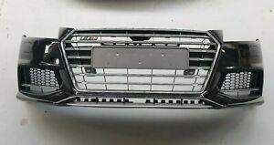 Audi TTS TT Mk3 8S FV Whole Front Clip Bumper Bar Cover Assembly 8S0807065D VLA