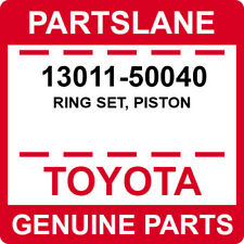 13011-50040 Toyota OEM Genuine RING SET, PISTON