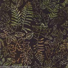 Tessuti e stoffe Batik marrone 100% Cotone per hobby creativi
