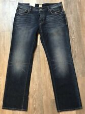 Boss Orange 31 Men's Jeans Regular Fit 36 W 32 L NEW NWT MSRP $145 Button Fly