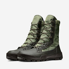 """Nike SFB Jungle 8"""" Special Field Boot Size 7.5 12 Baroque Brown Olive 631372-222"""