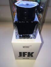 Montblanc JFK Navy Blue Ink 30 ml Limited Edition