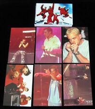 1999 Panini 98 Degrees Music Photo  4 x 6 Card Set (70) (Mint)