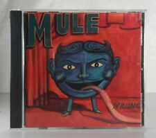 MULE - Wrung - CD ** Good Condition **
