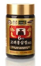 KOREAN RED GINSENG 6 Years root Extract 240g(8.46 oz) 1 bottle free shipping