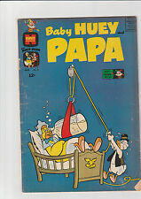 Baby Huey and Papa #6 VG  Harvey Comics 1963