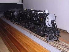 B.L.I. #2194  Santa Fe 2-10-2 Modernized Steam Loco #3886 w/DCC & Sound  H.O.Ga.