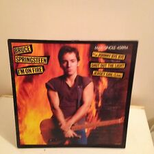 "Bruce Springsteen 12"" I'm On Fire"