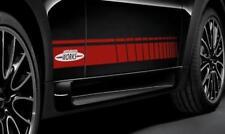 MINI R56 R57 R58 R59 Side Strips stripes sticker John Cooper Works Pro JCW RED