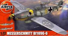Airfix - Messerschmitt Me Bf-109G-6 G JG3 / Suisse Air Force Modèle-Kit 1:72