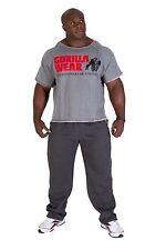 Gorilla Wear Classic Work Out Top Grey L/xl