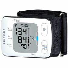 Omron BP652 Digital 7 Series Blood Pressure Heart Beat Monitor Wrist Unit
