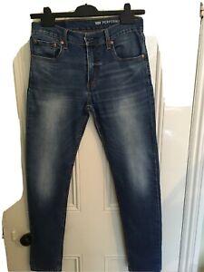 Levis 512 Slim Taper Men's Jeans W30 L32