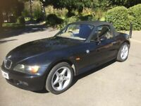 bmw z3 low mileage 84,000