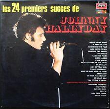 JOHNNY HALLYDAY LES 24 PREMIERS SUCCES 33T LP VOGUE DOUBLE LOISIRS SLVLX 555
