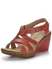 Hotter Women's Platform Wedge Shoes