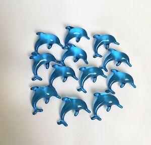 Bath Pearls Blue Dolphin