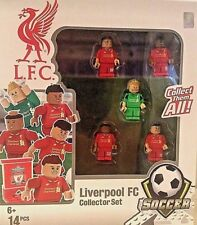 Liverpool FC - Premier League Soccer Football Team Collector Toy Set