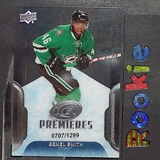GEMEL SMITH  /1299 RC 2016-17 Upper Deck ICE Premieres  #132 Dallas Stars ROOKIE