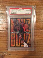1998 Skybox Thunder Michael Jordan Noyz Boyz PSA 10 Rare