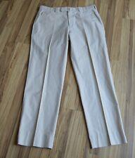 NWOT ~ Brooks Brothers 1818 Fitzgerald Light Weight Cotton Khaki Pants 36X34