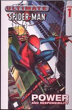 Ultimate Spider-man Vol 1 Power and Responsibility TPB REPRINTS ULTIMATE 1 - 7