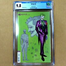 BATMAN #95 CGC Graded 9.8 DC Comics 1:25 JIMENEZ VARIANT JOKER!