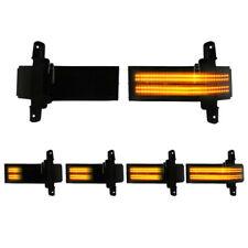 dynamic Sequential LED Side Mirror Signal Light For 14-19 Silverado GMC Sierra