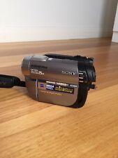 SONY Handycam Camcorder DCR-DVD810 Digital Video Camera:DVD Recorder