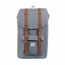 Herschel Supply Co. Little America 600D Backpack in Grey NWT Free Shipping