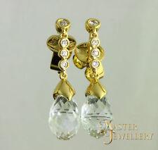 Unbranded 18k Yellow Gold Fine Earrings