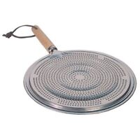 SIMMER RING PAN MAT HOB TAGINE HEAT DIFFUSER FOR GAS ELECTRIC COOKERS STOVE 21cm