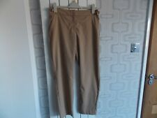 Mango Cigarette Work Trousers Pants Size Eu 36 / UK 8