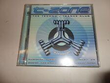 CD T-Zone the Techno & trance club di various (2001) - CD DOPPIO