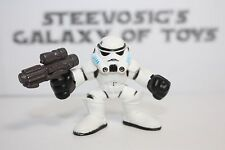 Star Wars Galactic Heroes Stormtrooper Blue Mask Army Builder
