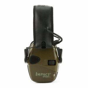 Howard Leight Impact Sport Black Shooting Electronic Earmuff Outdoor - Hunt