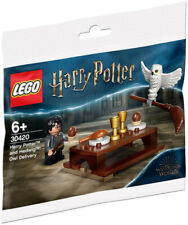 LEGO Harry Potter 30420 (Polybag) - Harry Potter and Hedwig Owl Delivery