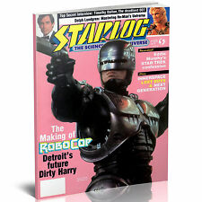 STARLOG Magazine Collection on DVD 269 Issues Science Fiction Sci Fi Star Trek