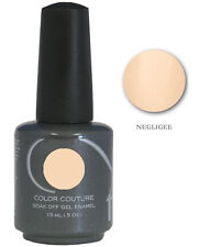 ENTITY 1 One Color Couture Gel Polish NEGLIGEE  .5 oz / 15 ml