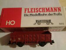 Carro a sponde alte Art. 5012 della Fleischmann