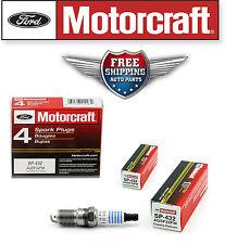 Brand New Set of 6  Motorcraft SP432 Spark Plugs AGSF32FM